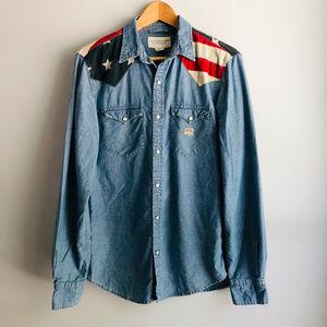 Denim & Supply Ralph Lauren Americana Denim Shirt